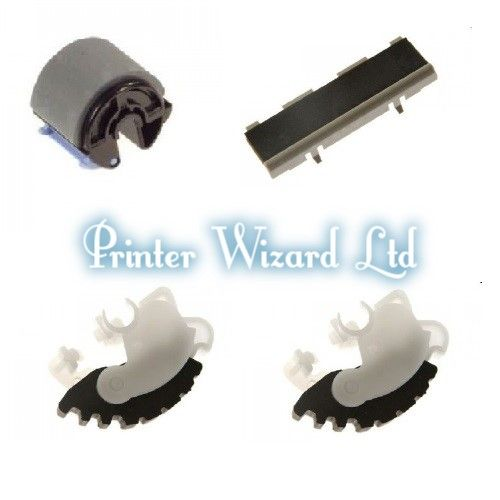 HP LaserJet 4600 4600DN Paper Jam Repair Kit with fitting instructions